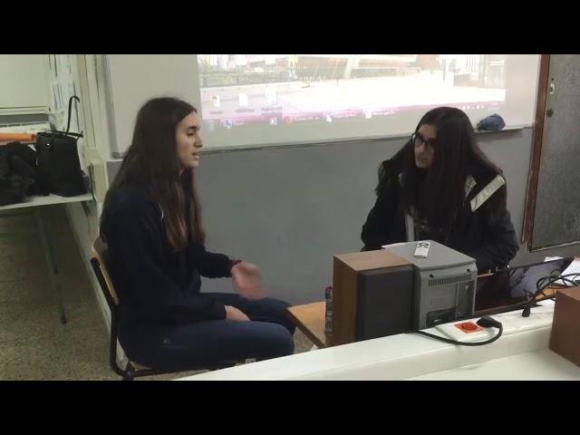 RECORDANDO: Entrevista 4º ESO