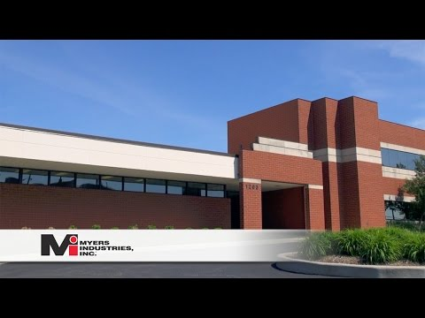 Myers Industries, Inc. - A Plastics Manufacturer and Tire Repair Supply Distributor