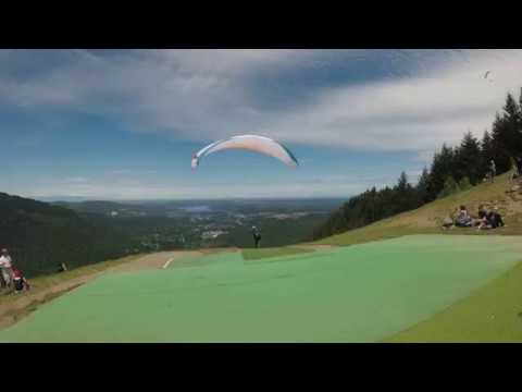 XC Paragliding Tiger to Bandera Mountain