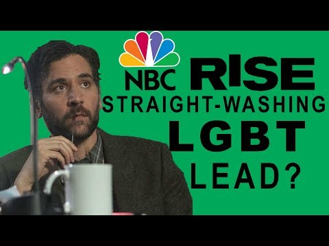 Gay Drama Teacher Who Inspired NBC's 'Rise' Is Portrayed As Straight