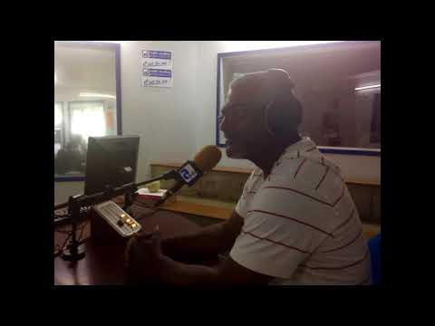 Le 11 Octobre 2017, Serge BORNIL sur RCI Martinique