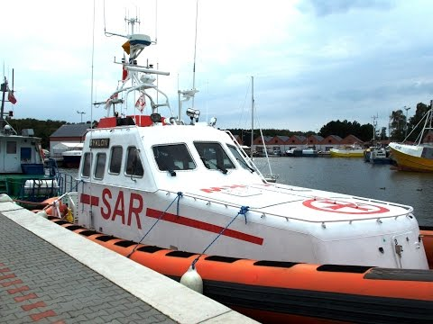 SAR-1500 Cyklon Sea Rescue Boat
