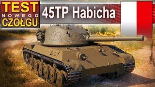 45TP Habicha - pierwszy polski ciężki - World of Tanks