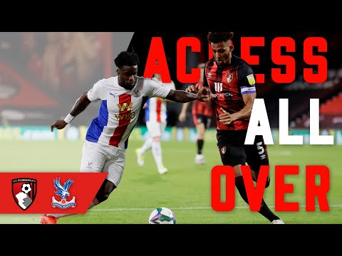 DRAMATIC PENALTY SHOOT OUT AT THE VITALITY STADIUM | Access All Over Bournemouth