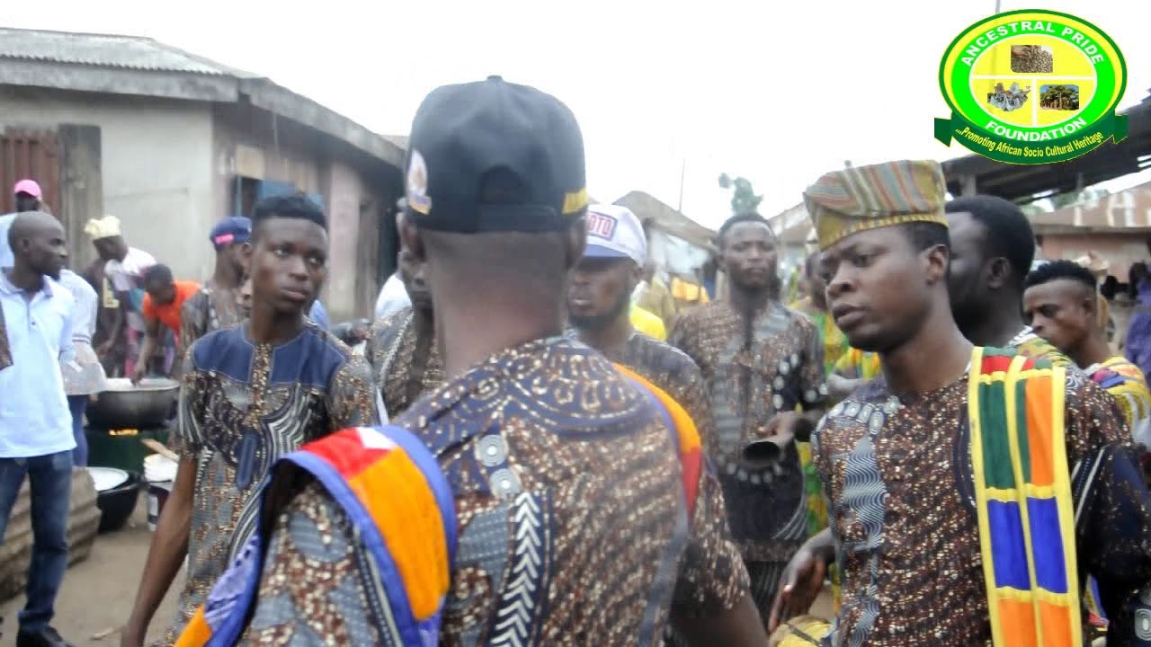Download APF:  1 ODUN (FESTIVAL) EGUNGUN 2019 AT OTA,