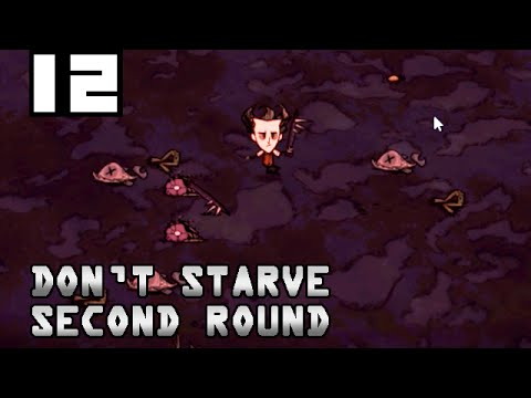 "12 ""Five Second Rule For Seafood"" - Don't Starve: Second Round - Matto-san"