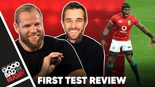 The First Test Review and Stories with Bob Skinstad - Good Bad Rugby Podcast #51
