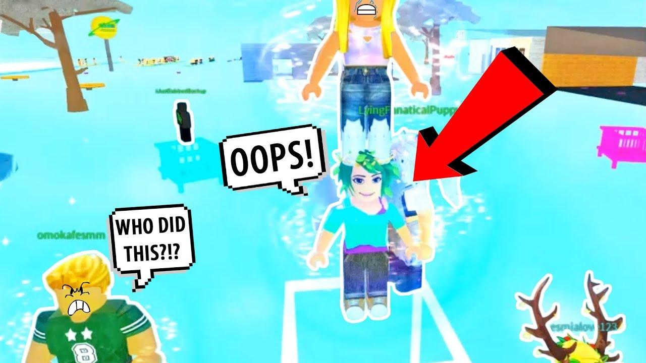 I BROKE ADOPT AND RAISE A CUTE KID...Admin Command Trolling | Roblox Fun | Roblox Funny Moments