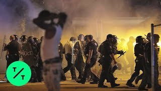 25 Memphis Police Officers Injured in Protests Over Man's Death