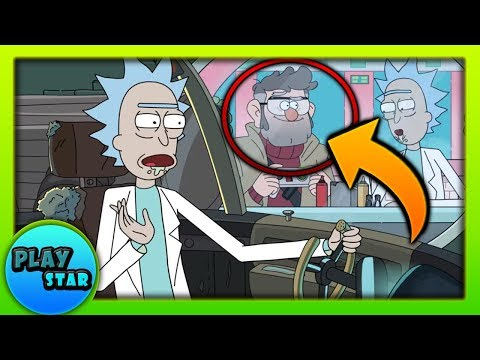 Stanford Pines en Rick and Morty | ¿Verda o Falso? | The Delicious Taste of Ice Cream