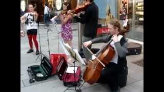 Skyrim Theme String Quartet