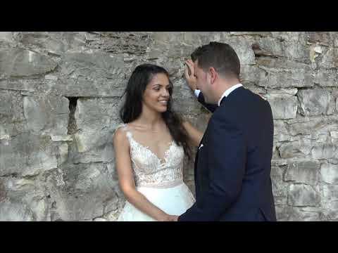 Βίντεο γάμου, Χαρά Χρήστος - Στιγμιότυπα