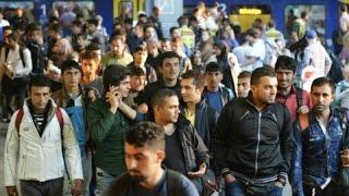 سوريون في بلدان اللجوء مندمجون وناجحون .. أم عائدون!؟ - جلسة حرة - ح 124