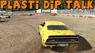 Next Car Game | Mud Pit Demolition Derby and Plasti-Dip Plans!