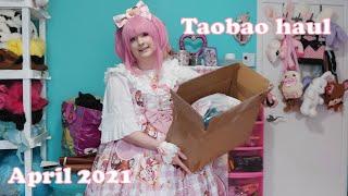 Taobao Haul - April 2021 - Lolita Fashion, Genshin Impact, Cute Accessories And More!