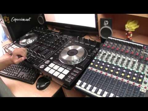 Como trabajar una mezcladora de dj con un consola de sonido.