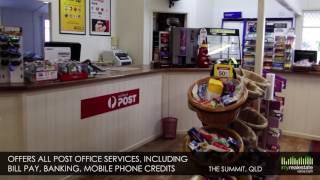 Freehold General Store, Licensed Post Office business for sale - The Summit, QLD