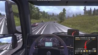 видео прохождение игры евро трак симулятор 2 часть 2