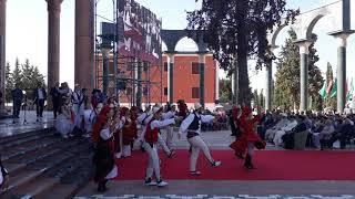 Észak-Albán tánc