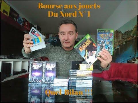 La première Bourse aux jouets du Nord!!!HOULALA!!!