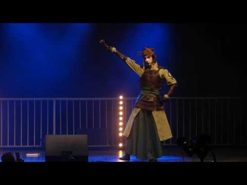 related image - Japan Touch 2016 - Concours Cosplay - 17 - Avatar - The Last Airbender