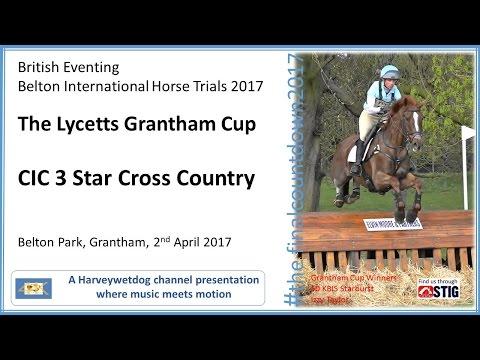 Belton Park International Horse Trials 2017: Grantham Cup