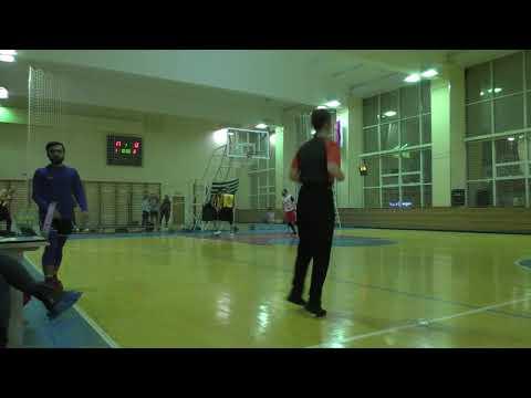 МЛБЛ Университет vs РС 21 01 21