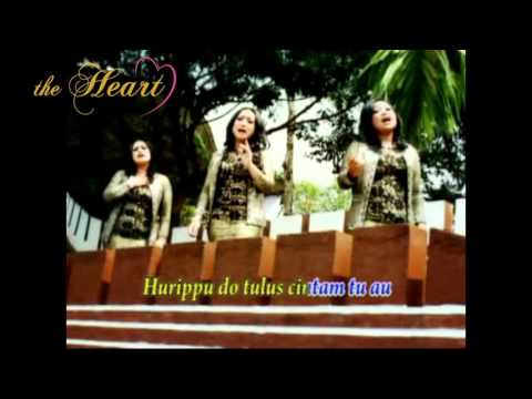 The Heart (Simatupang Sister) - MARDUA HOLONG (Cipt:  Anton Siallagan)