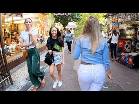 RIO DE JANEIRO, Brazil — Walking Tour IPANEMA to LEBLON, RIO (Narrated) City Walks【4K】🇧🇷