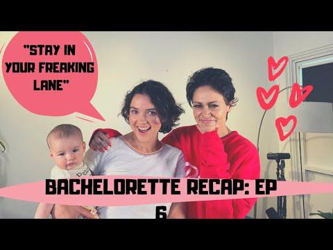 "Bachelorette Recap: Episode 6 (""STAY IN YOUR FREAKING LANE"") | CHATTY BROADS"