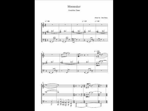 Moonraker Score Gondola Chase 2