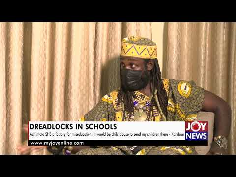 Achimota SHS factory for miseducation; it would be child abuse to send my children there - Dr Kambon
