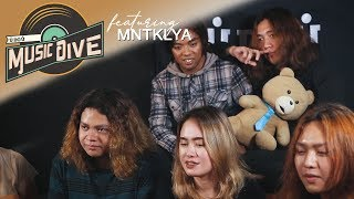 Music Dive with MNTKLYA