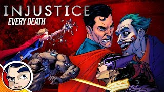 Injustice... Every Death