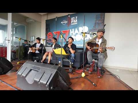 Semenjana - Tujuannya/Front Pembela Indonesia (Medley) | Live Acoustic at Hard Rock FM Bandung