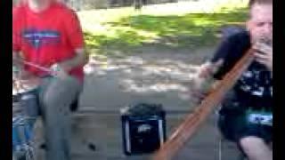 Didgestep Acoustic Techno Didgeridoo By The Urban Shaman
