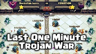 15 Attacks In Last One Minute | Unbelievable Results | Clash of Clans | India