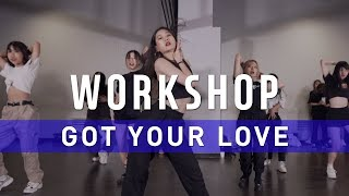 Got Your Love - Dirtyphonics X RIOT | Euanflow Choreography | 2019 Summer Workshop