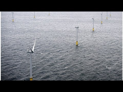 ℭ'Dawn' of Asia Offshore Wind Boom Lures Japanese Trading Houses