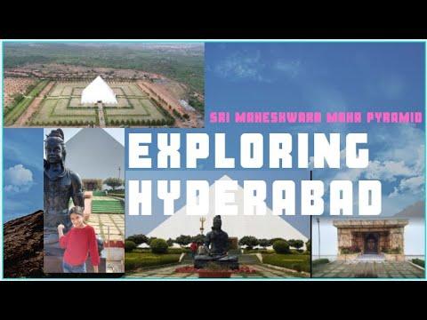 Maheshwara Maha Pyramid Kadthal | Worlds Largest Meditation Pyramid In Hyderabad | Telangana Tourism