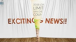 2018 Loan Limits - San Diego County and nationwide