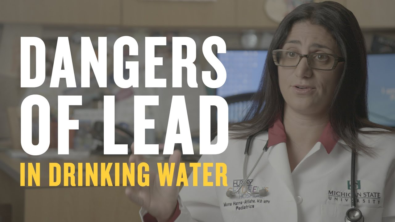 Flint Pediatrician Concerned About High Lead Levels in Drinking Water