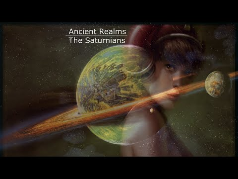 Ancient Realms - The Saturnians (July 2016) (Deep Trance / Downtempo / Psybient)