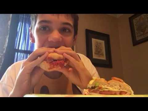 Food Review Ep. 11: Blimpie America's  Sub Shop