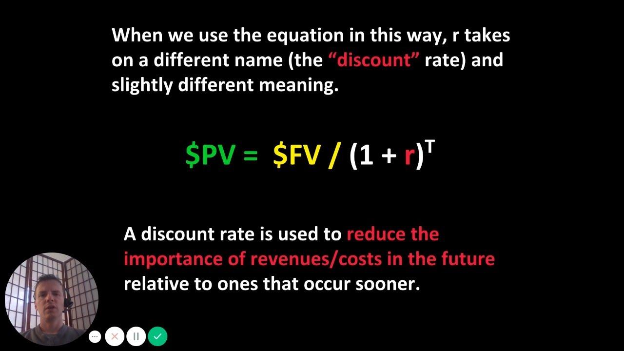 importance of net present value
