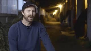 「荒野にて」クロエ・セヴィニー&アンドリュー・ヘイ インタビュー映像