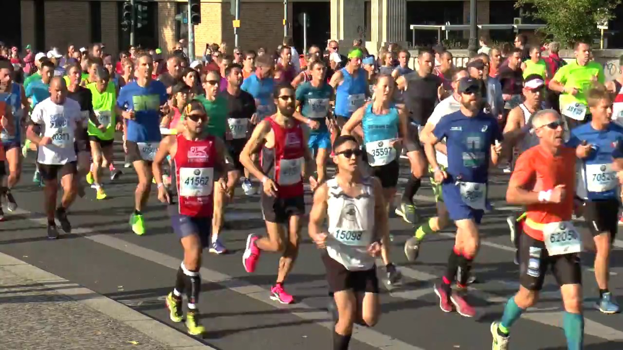 Marathon Berlin 2020 September