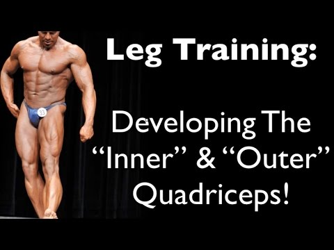 Tips To Develop Muscular Quadriceps
