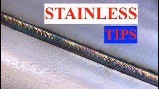 Stainless Steel Welding Tips - TIG Welding