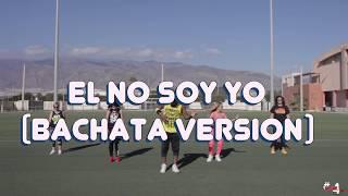 Tony Mosquera / Blas Cantó - El No Soy Yo (Bachata Ryan miles) #elnosoyyo #tonymosquera #blascanto